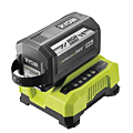 Baterie, akumulátory a nabíječky 36V pro nářadí a dílnu