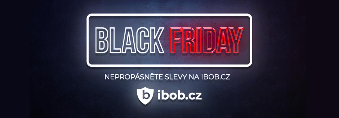 Black Friday - slevy a akce na uklidovou techniku a mycí stroje