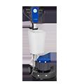 Jednokotoučové mycí stroje