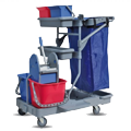 Úklidové vozíky a pomůcky pro úklid