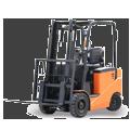 Vysokozdvižné vozíky Bohman - vhodné do skladů, výrobních firem, logistických center,