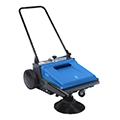 Zametací stroje - mechanické, bateriové, benzinové, se sedící nebo chodicí obsluhou